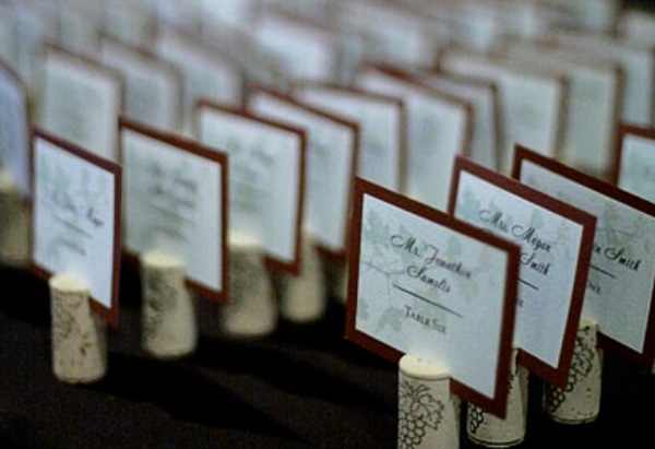 Wedding Guests Lists, The Challenge of Getting Organized The - wedding guest list
