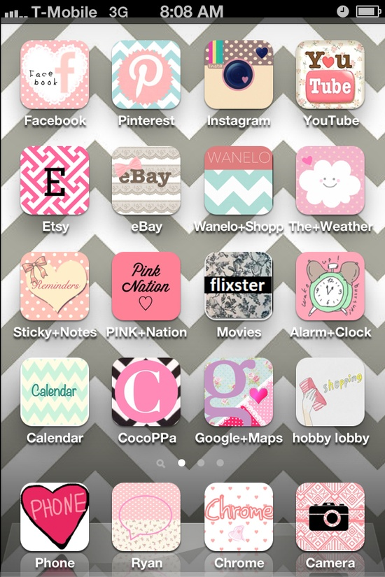 Iphone Wallpaper Changer App Japanese Startup Cocoppa Lets You Collaboratively Create