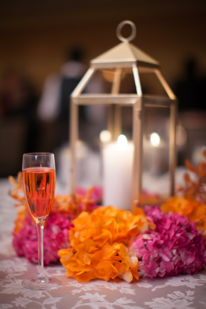 Indoor Walkway Lighting Candle And Lantern Wedding Decor – Bright Occasions