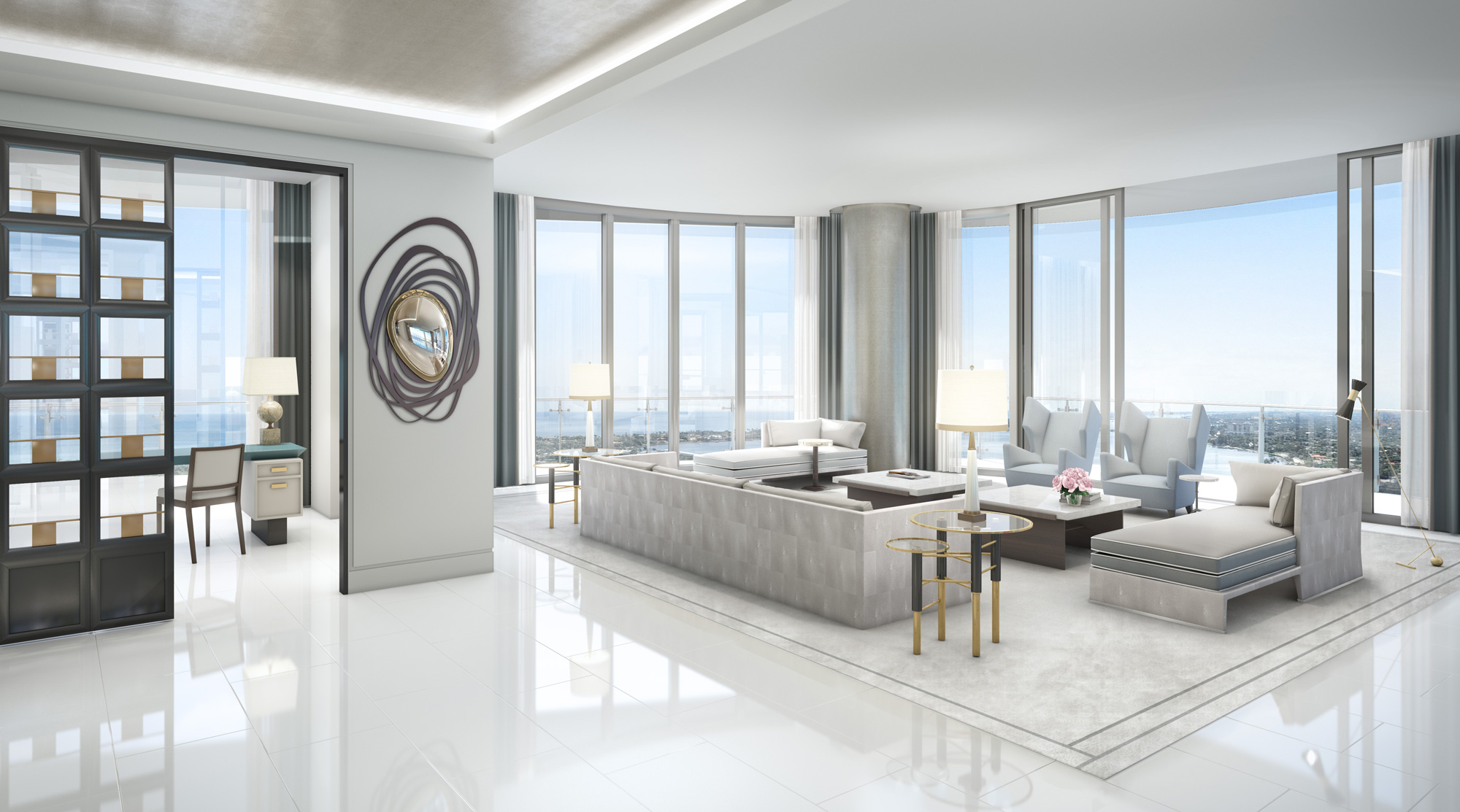 Palm Beach Condos For Sale The Bristol Palm Beach â Residences