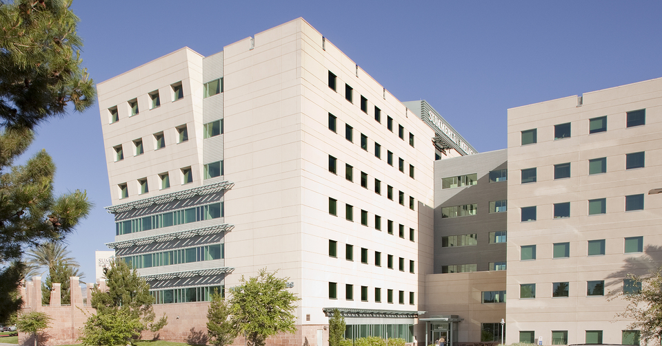 Premier medical office space located on the campus of Summerlin