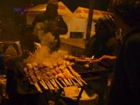 Alpaca street kebabs