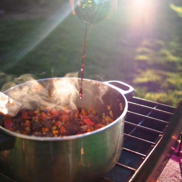 Van life stew
