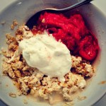 Sunday Night Bircher Muesli