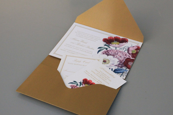Free Pocket Fold Invitation Template Set The Budget Savvy Bride