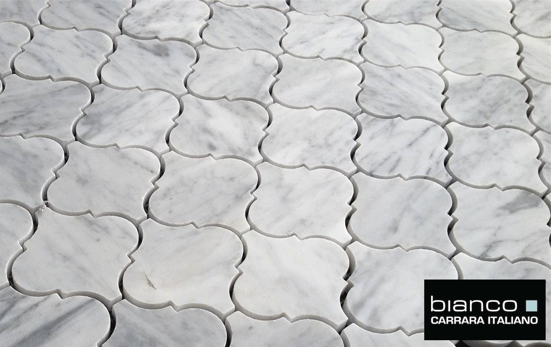 Arabesque Marble Tile Arabesque Marble Tile The Builder Depot Blog