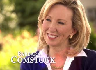 Why I am Voting for Barbara Comstock