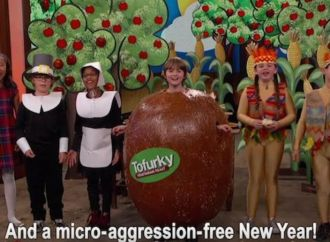 The First Politically Correct Children's Thanksgiving Pageant