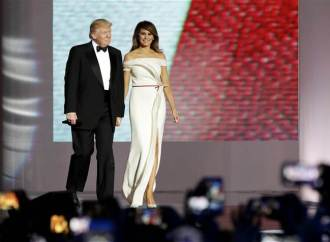 What Melania Wore