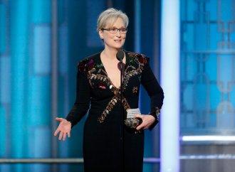 Agreeing with Meryl Streep