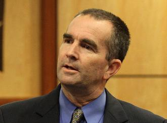 Ralph Northam Continues to Move Left