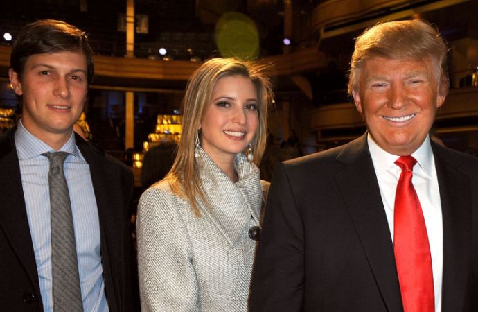 Trump's son-in-law appointed White House senior advisor