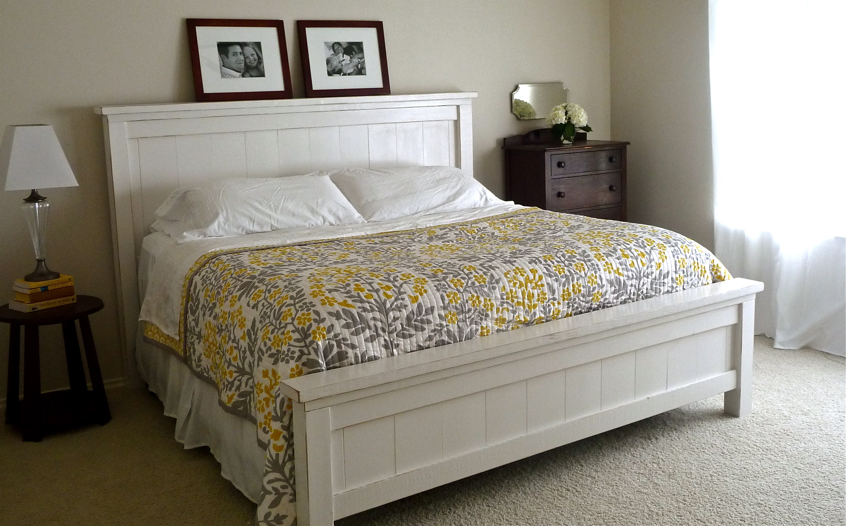 Farmhouse Futon Farmhouse Bed Plans Ana White