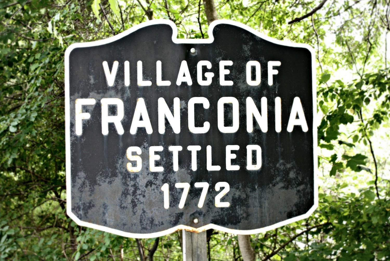 franconia village NH