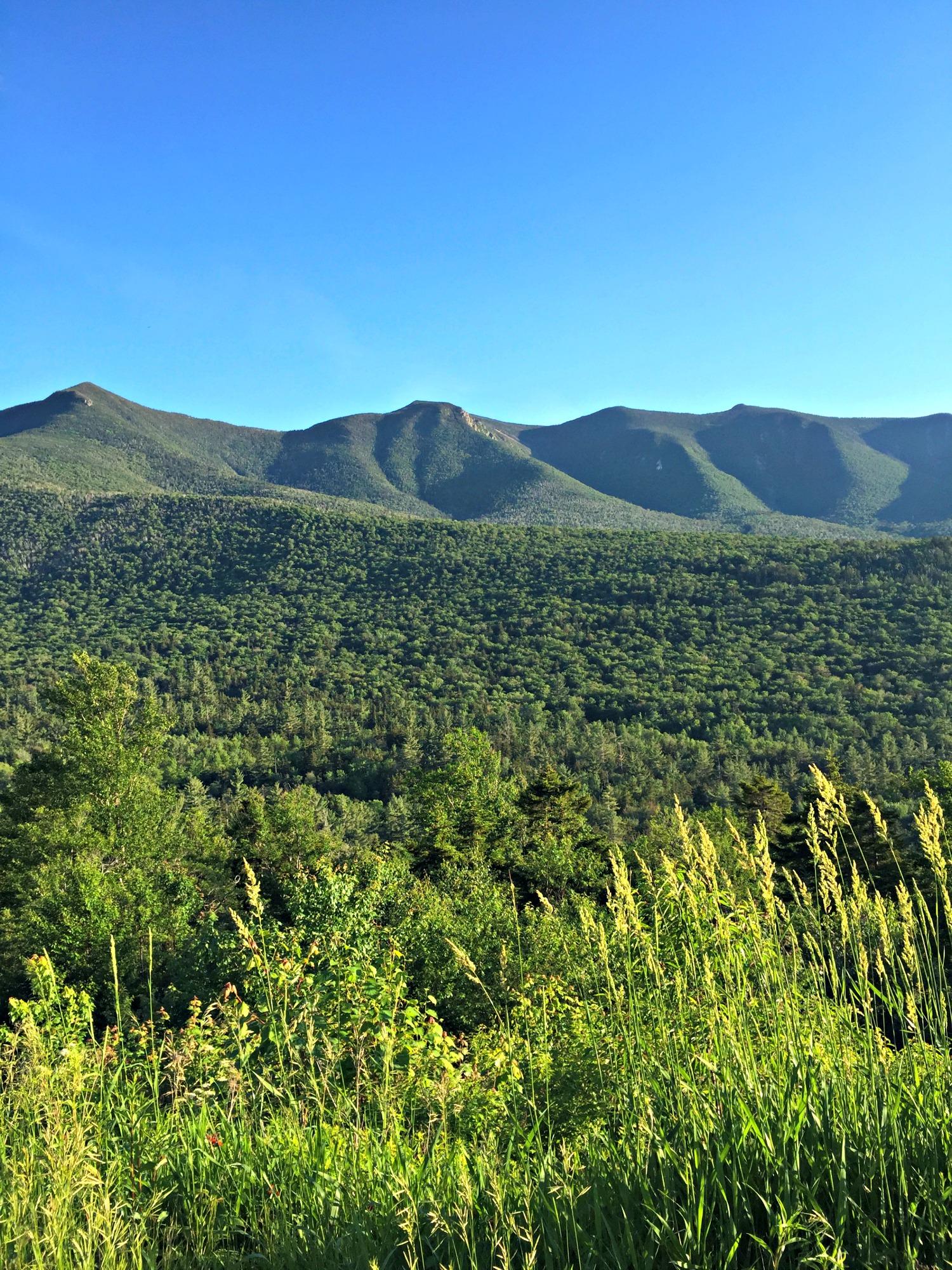 NH White Mountains The Kanc