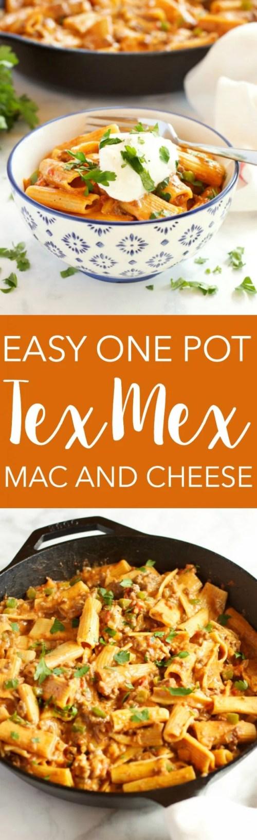 Medium Of Tex Mex Recipes