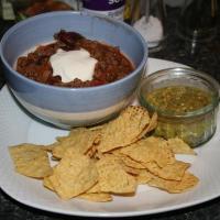 Chilli Con Carne & Guacamole