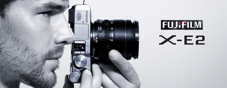 Meet The New Fujifilm X-E2