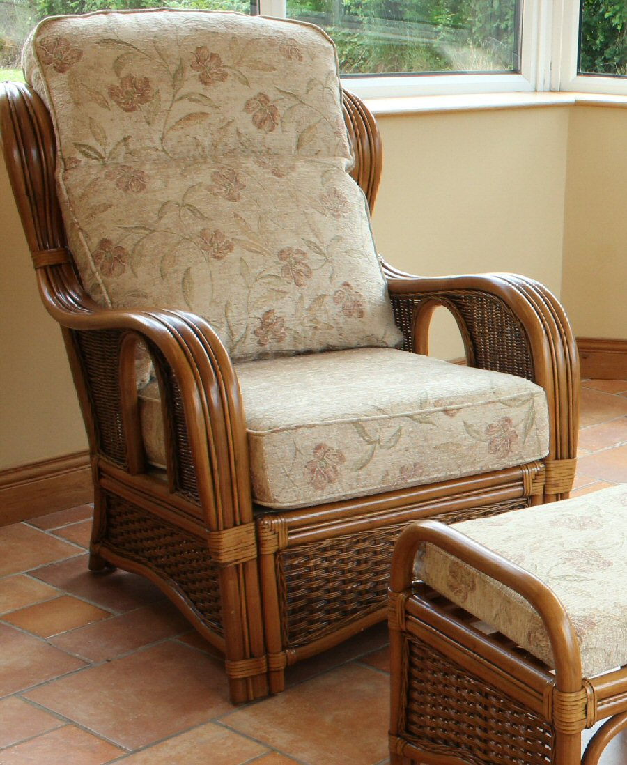 Turin Armchair Silk Brown 390 00 The Cane Centre Newry Cane Furniture Ireland - Garden Furniture Clearance Northern Ireland