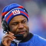 Giants fire defensive coordinator Perry Fewell