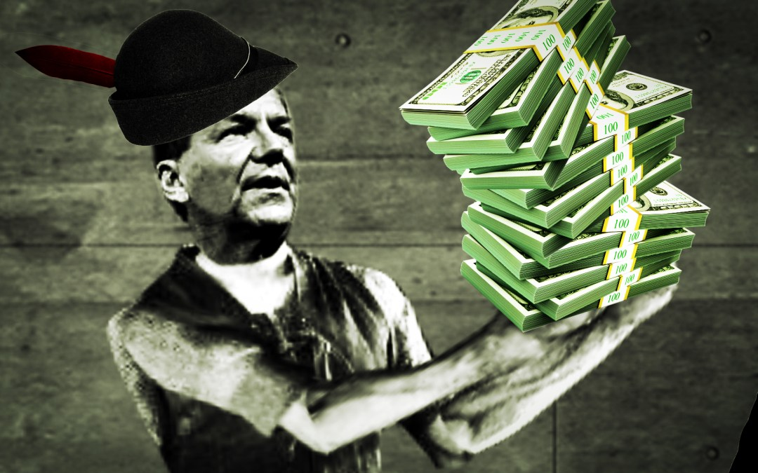 Paul Tudor Jones' Philanthropic Facade
