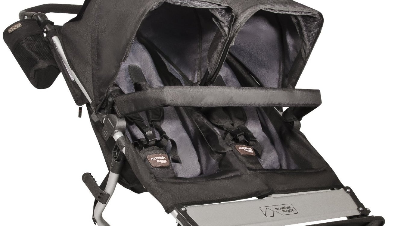 Mountain Buggy Duet Review Mountain Buggy Duet Double Buggy Stroller Review The Car