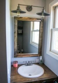 10 Bathroom Vanity Lighting Ideas - The Cards We Drew