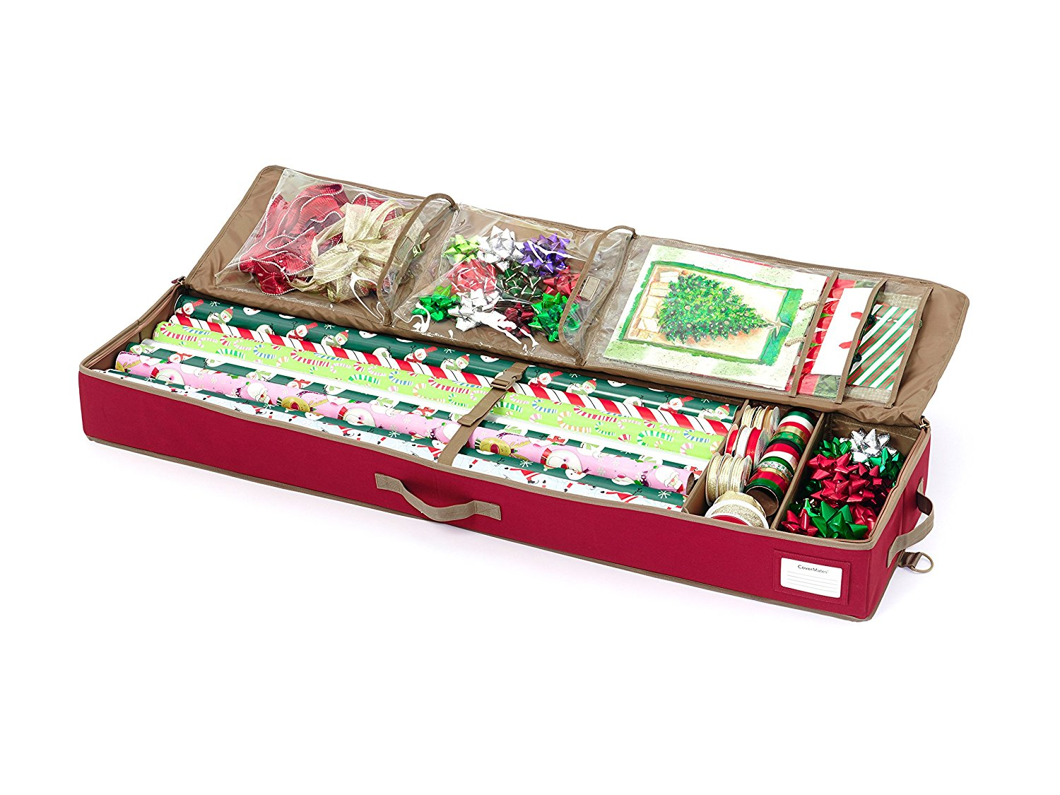 Cadeaupapier Opbergen Must Have Christmas Storage And Organization Ideas The