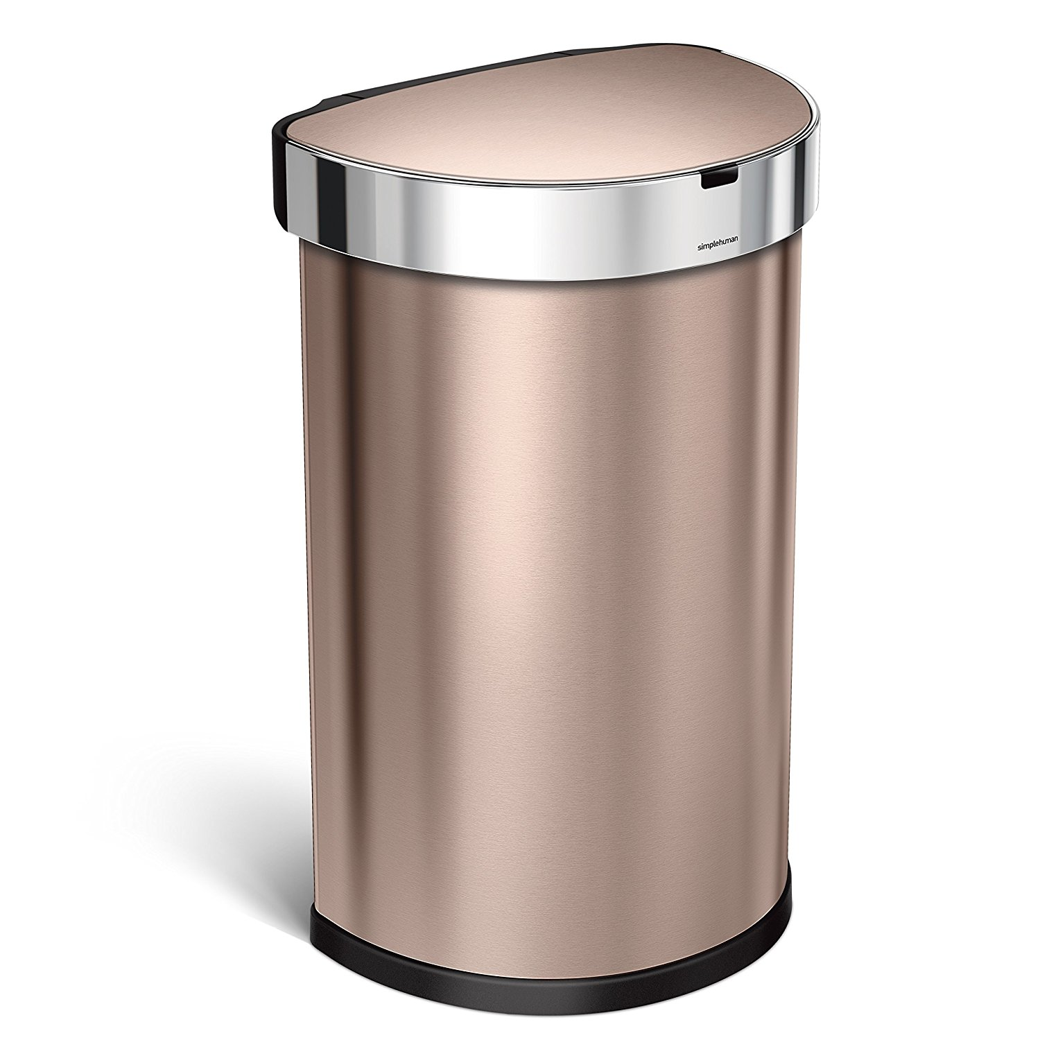 Rose Gold Trash Can How To Get Organized In The New Year The Cards We Drew