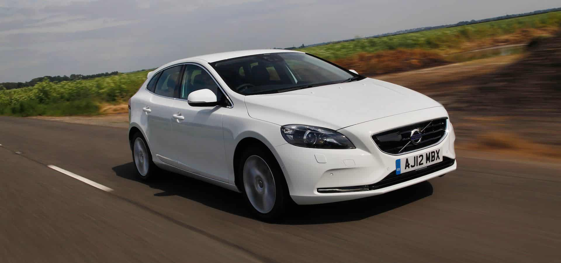 Volvo Car Reviews Volvo V40 Review Car Reviews The Car Expert