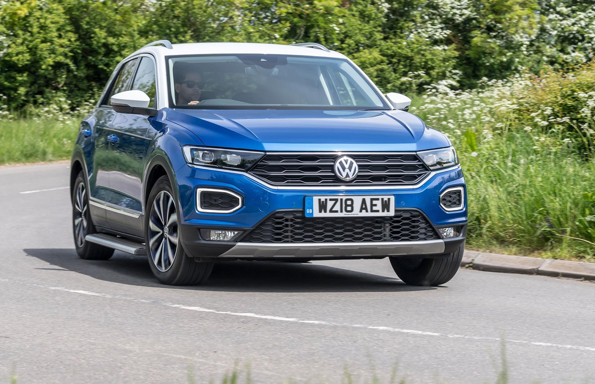 T Roc Suv New Diesel For Volkswagen T Roc Suv The Car Expert
