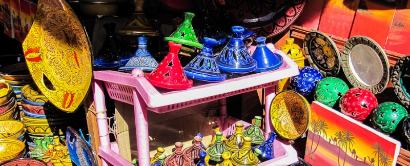 Marrakesh Colors