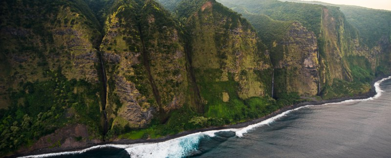 Cliffs Of Hawaii II - Peter West Carey Photography