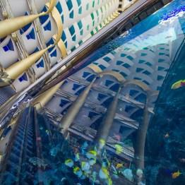 Entrance To Burj Al Arab, Dubai, United Arab Emirates