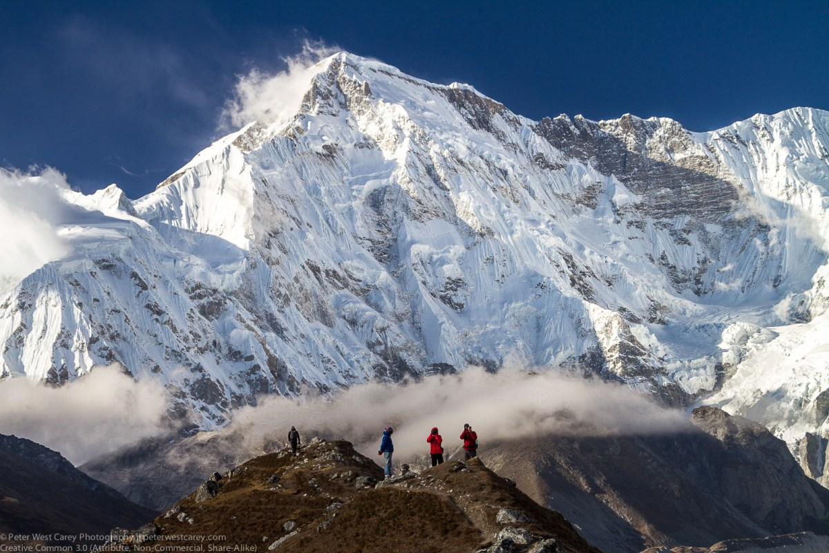Photography Advice For Trekking In The Himalayas Of Nepal