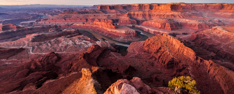 The Colorado River And Canyonlands National Park, Dead Horse Poi