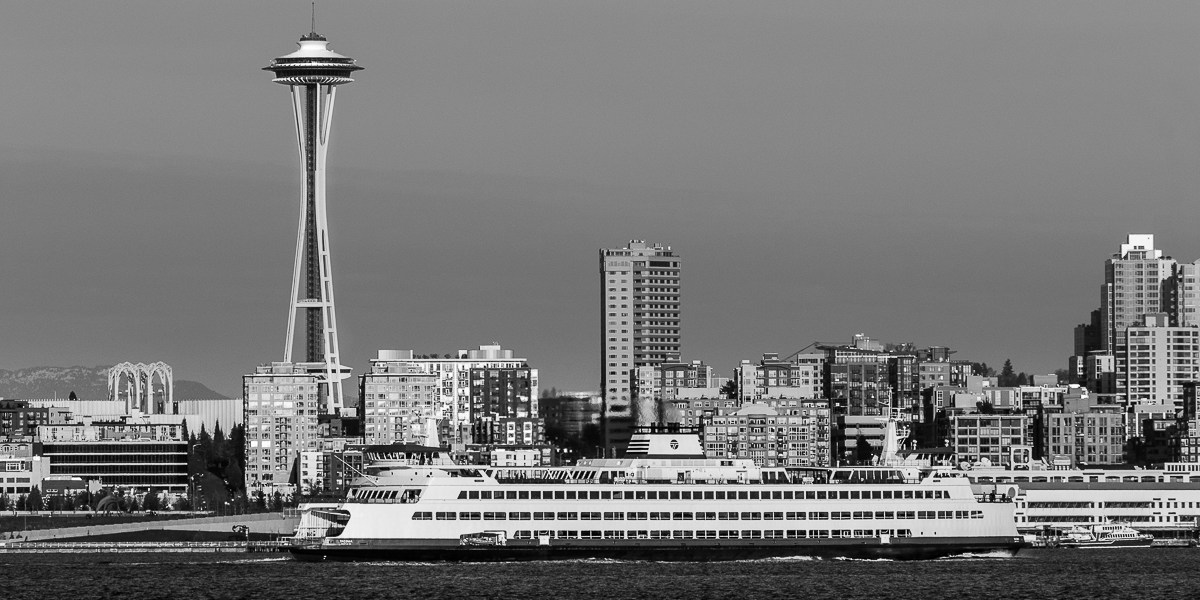 Photo Of The Day – Very Seattle