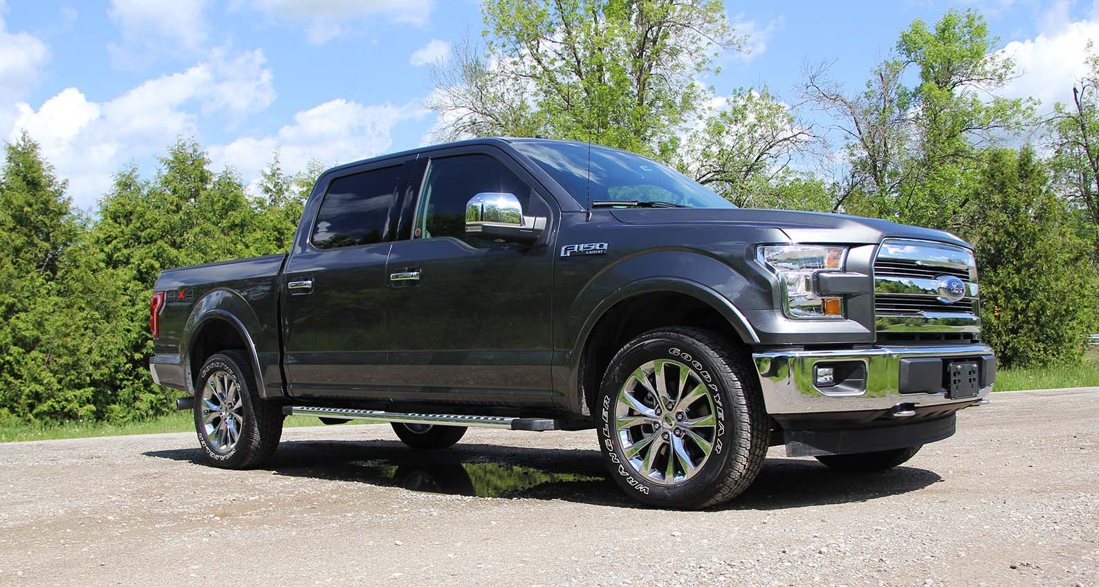 Ford F150 4x4 2017 Ford F 150 Lariat 4x4 Supercrew The Car Magazine