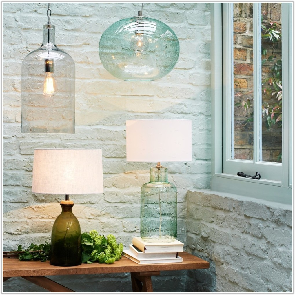 Glass Lamp John Lewis John Lewis Heather Bubble Glass Table Lamp Lamps Home Decorating