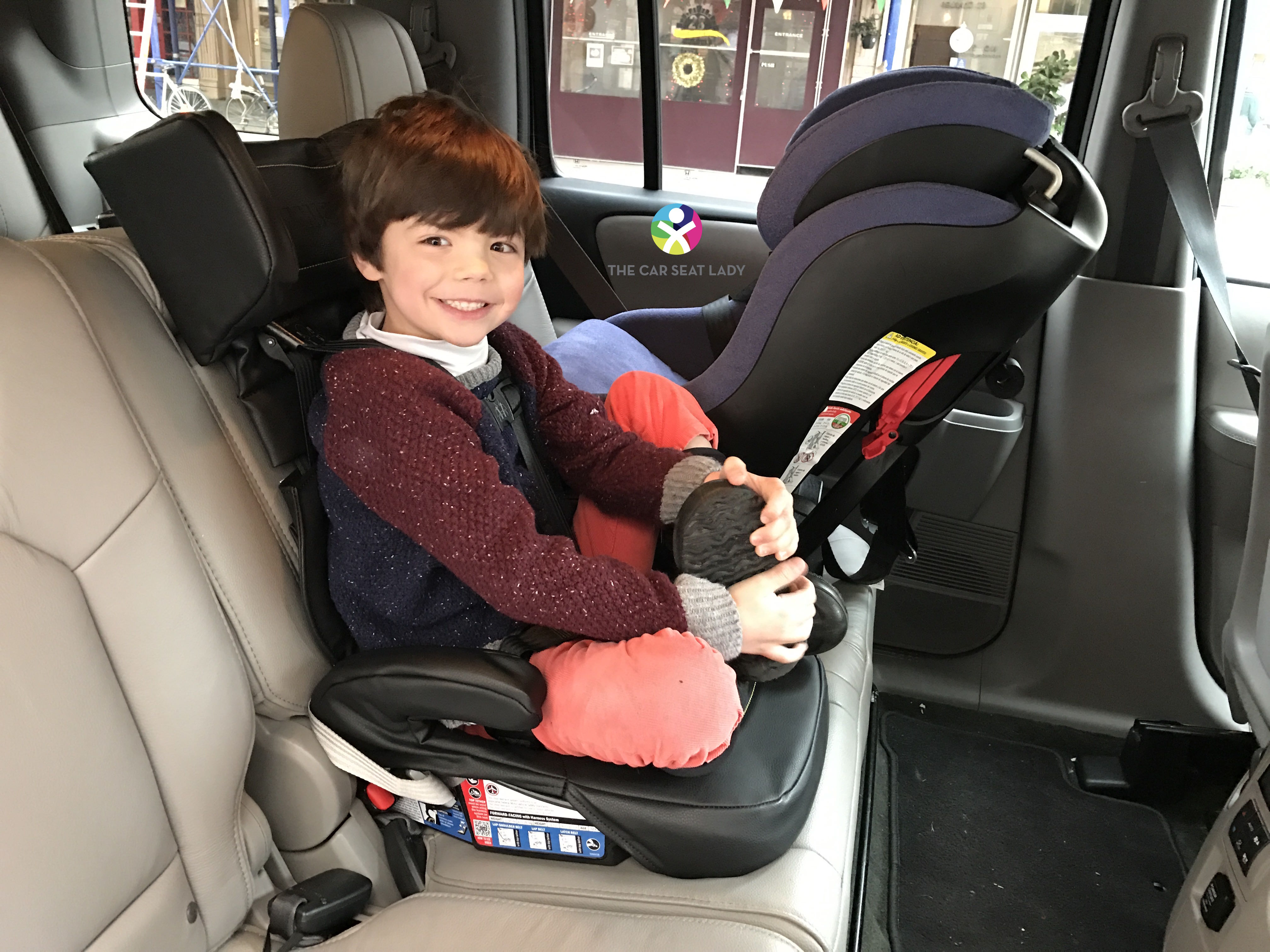 Newborn Car Seat Set Up The Car Seat Ladywhere Should I Install My Child S Car Seat