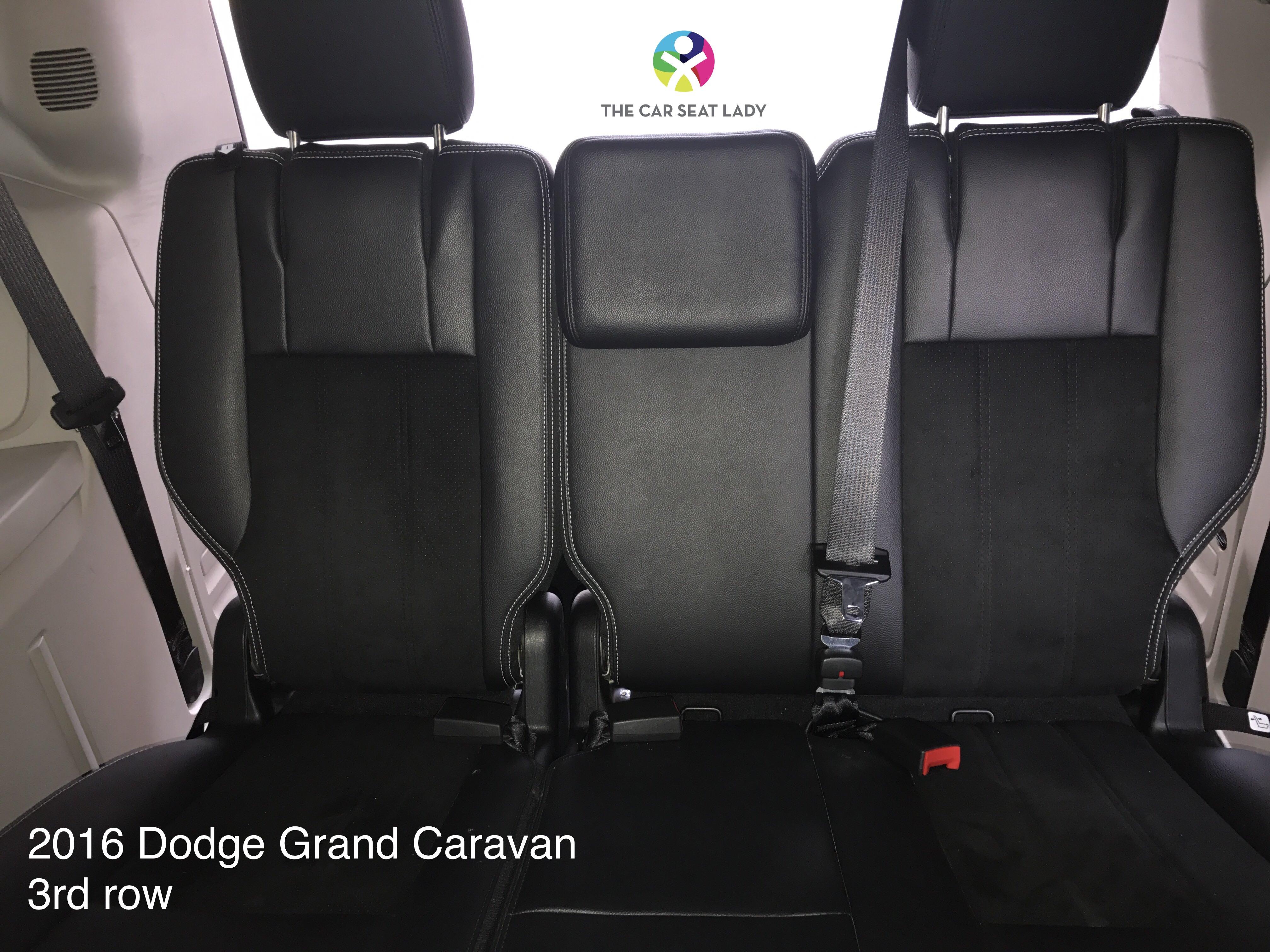 The Car Seat Lady Dodge Grand Caravan