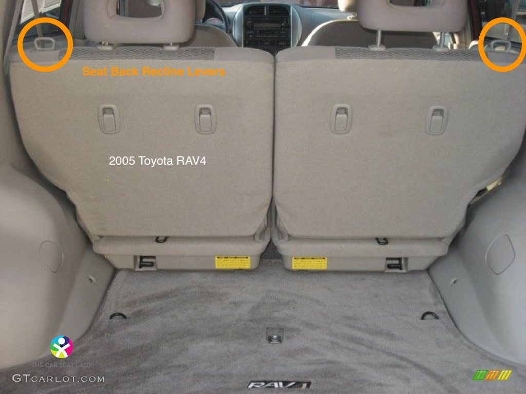 Rear Facing Car Seat Model 3 The Car Seat Ladytoyota Rav4 The Car Seat Lady
