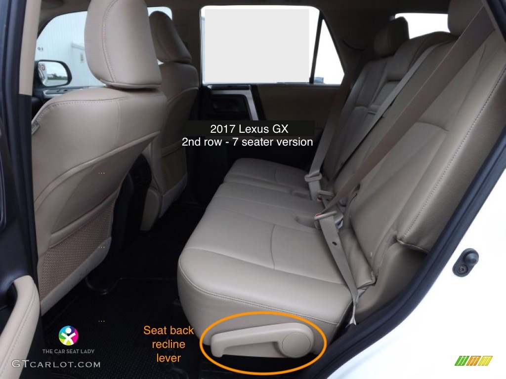 Child Safety Seat Installation Can Be The Car Seat Lady – Lexus Gx