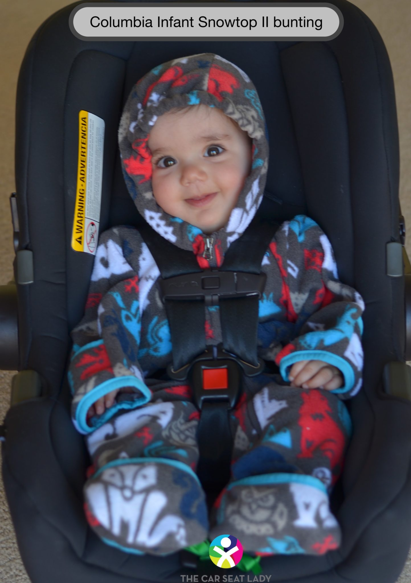 Baby Car Seat Blanket Free Pattern The Car Seat Ladybest Winter Gear That Is Safe In The Car