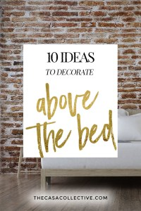 Wall Decor Over Arched Headboard - Wall Designs
