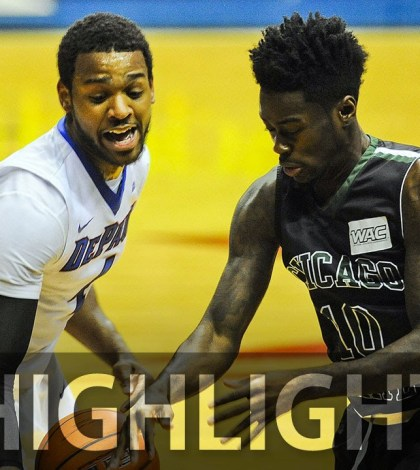 DePaul dominated Chicago State for third straight win