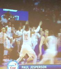 WATCH: UNI upsets Texas on half-court buzzer-beater