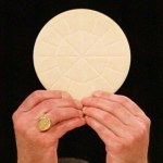 Jesus is closest when we receive him in the Eucharist