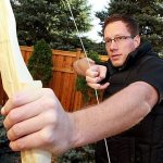 Bow making hobby brings spiritual benefits to seminarian