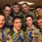 New Eagle Scouts from St. Odilia to be honored